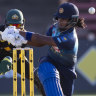 Sri Lanka set Aussies 196 for one-day record