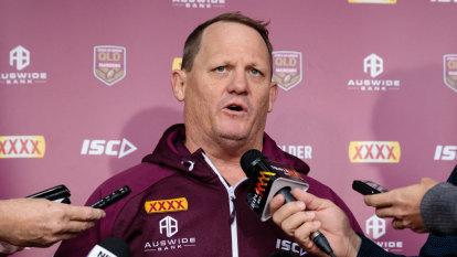 Walters' warning: Queensland will only improve in Origin II