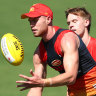 Wright stuff: Dons find Daniher replacement