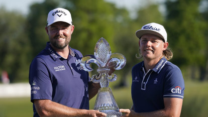 Smith, Leishman confirm Olympic ambition after huge US payday