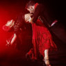 Classic ballroom moves with a twist