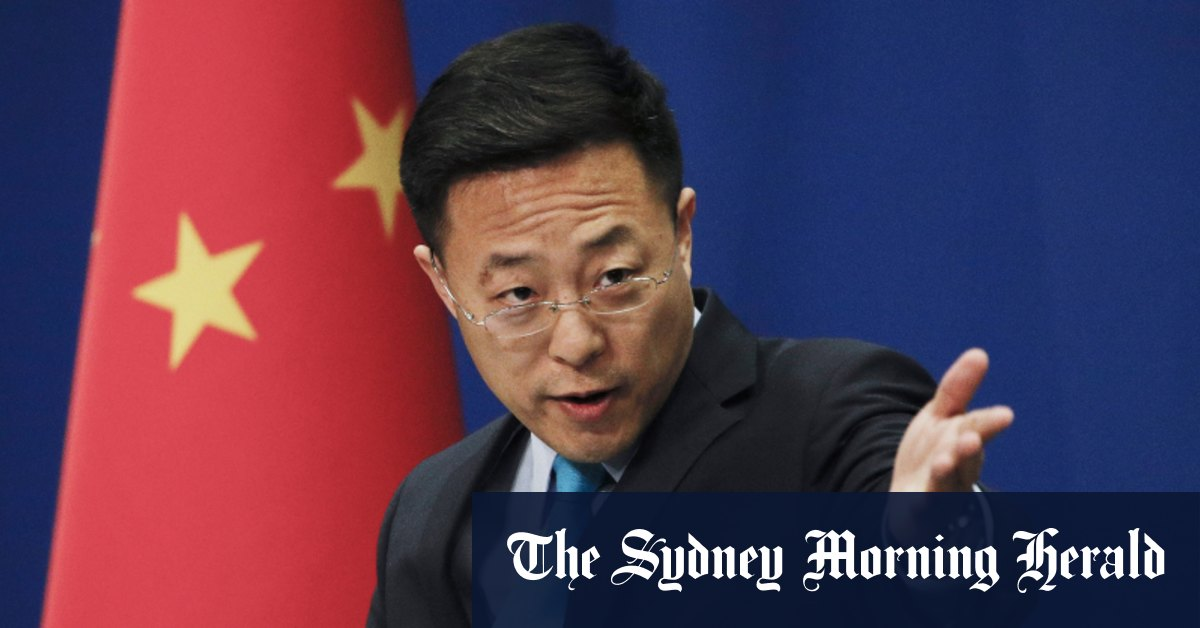 China's patriotic media continues tirade against Australia – Sydney Morning Herald