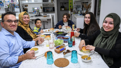 'Is this enough?': The fret of preparing a fast-breaking feast