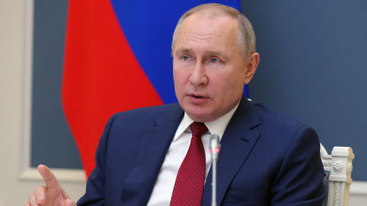 'Unfortunately, anything goes': Vladimir Putin warns of unnamed foreign efforts to destabilise Russia