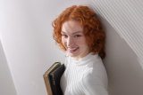 Chloe James is part of Victorian Opera's large youth chorus ensemble.