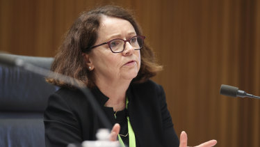 The court's chief executive and principal registrar, Philippa Lynch, said she had not yet asked the six associates if the report could be shared with police, but she had passed on the AFP contact person's details.