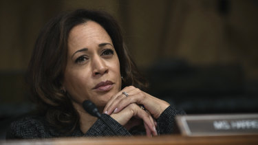 Kamala Harris, a senator from California, has announced a 2020 presidential bid.