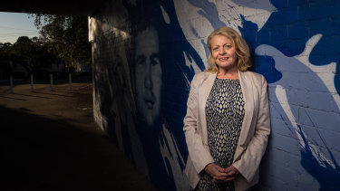 Bulldogs chair Lynne Anderson has been in power since 2018.