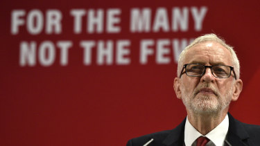 UK Labour leader Jeremy Corbyn may be gaining in the polls ahead of the December 12 election.