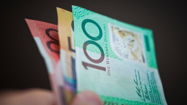 Borrowing plans by the nation's debt agency point to a budget deficit up to $75 billion amid concerns about Australia's triple A credit rating.