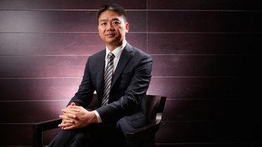 Richard Liu.