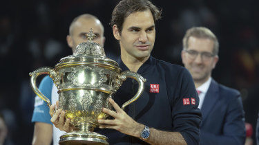 Star power: Roger Federer and the cream of men's tennis will battle out the quarters, semis and final of the new ATP Cup in Sydney from next year.