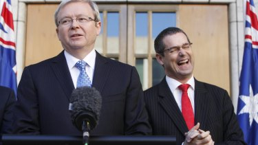 Kevin Rudd and Stephen Conroy had a vision of a premium broadband rollout.