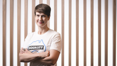 Lawyer and activist Anna Brown will head the new lobby group Equality Australia.