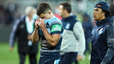 Queensland were easily able to negate the influence of Nathan Cleary in Wednesday's Origin opener.
