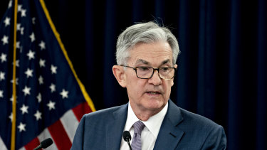 """""""The record shows that deeper and longer recessions can leave behind lasting damage to the productive capacity of the economy."""": Federal Reserve chairman Jerome Powell."""
