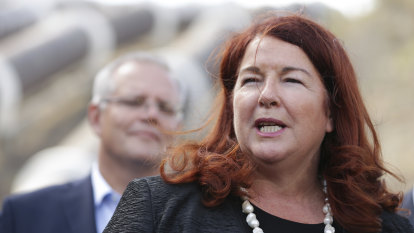 Environment Minister Melissa Price signs off on Adani project