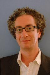 Writer Dan Kaufman.
