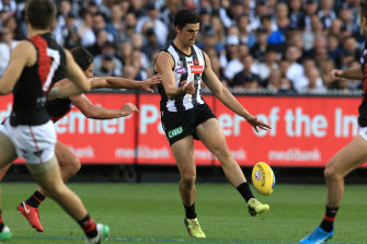 Pendlebury's mastery of skills frees him up to play strategically.