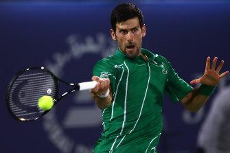 Novak Djokovic has reiterated his anti-vax stance.