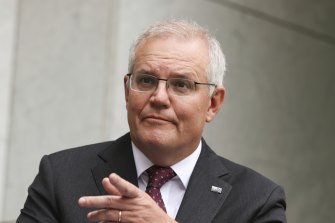Prime Minister Scott Morrison has warned Australians to expect further delays in the vaccine rollout.
