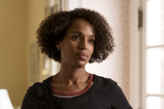Actor Kerry Washington is supporting a new school in Los Angeles.