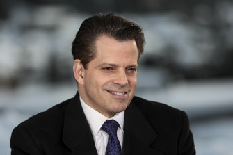 """It's the """"French Revolution of Finance"""": Anthony Scaramucci."""