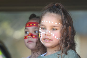 Most First Nations people in Australia live in Sydney.