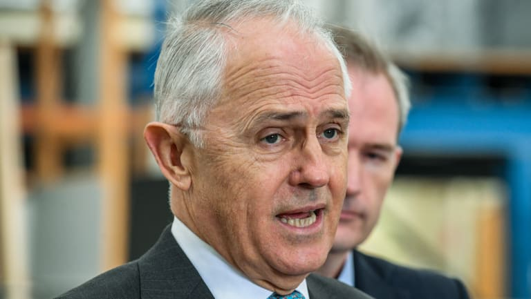 For speaking out against David Leyonhjelm's comments the Prime Minister became the target of verbal attack himself.