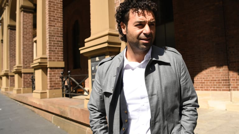 Gazi Safarjalani has pleaded not guilty to the murder of his former business partner.