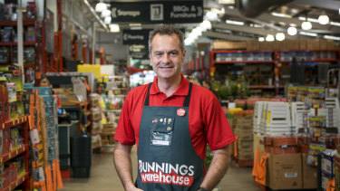 Bunnings MD Michael Schneider has said the company will roll out its full online store by Christmas.