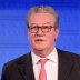 Former foreign minister Alexander Downer, pictured last week at the National Press Club, wants the full book released.