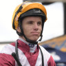 Clark of the course: Leading jockey Tim Clark will be on board Amore Amore at Wyong on Tuesday.