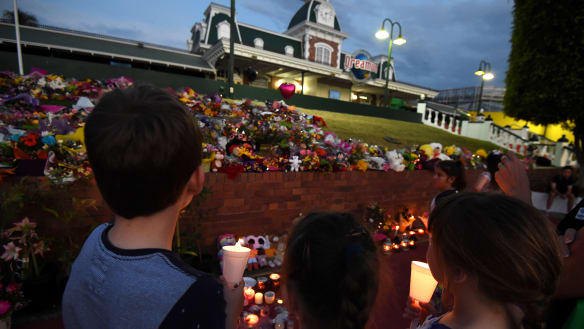 Dreamworld victims' families hold the theme park 'totally responsible' for tragedy