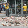 Scientists say quake probably caused by tectonic pressure from NZ