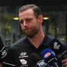 Bolton sacking felt like a funeral: Docherty