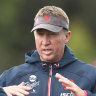 The defence never rests: Inside the Roosters' tackling factory