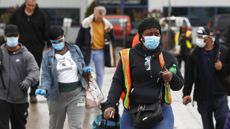 Coronavirus updates LIVE: Global cases pass 9 million Australian death toll stands at 104 – The Sydney Morning Herald