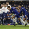 Chelsea defeat Spurs in penalty shootout to reach League Cup final