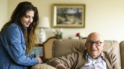 'It's a win-win': Home sharing scheme helps the elderly and young