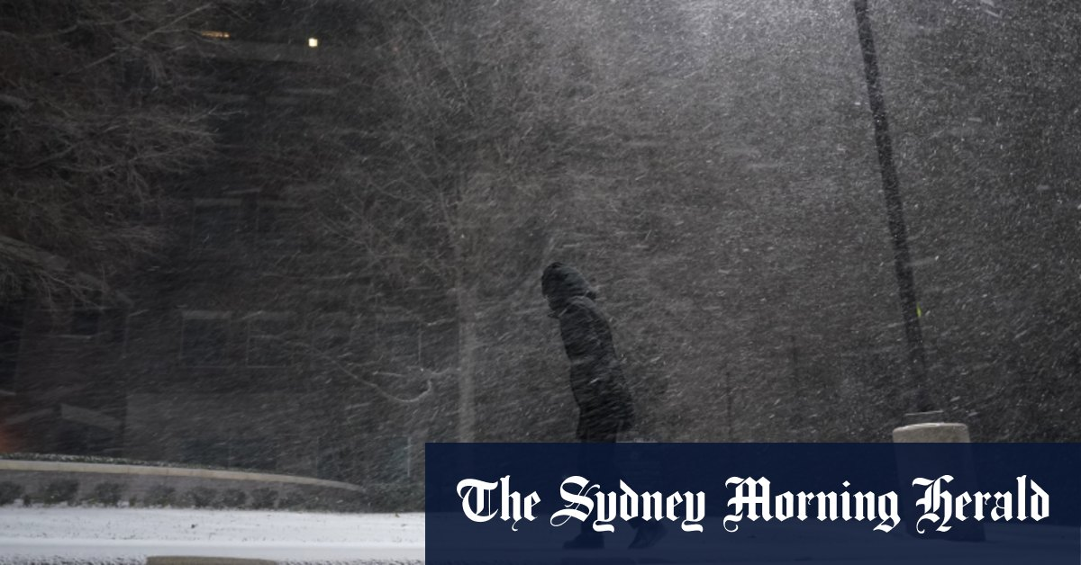 Millions without power as Texas freezes – Sydney Morning Herald