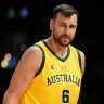 Bogut limps off as Boomers drop final World Cup hit-out