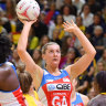 Lightning strikes as Swifts stunned in top-of-the-table clash