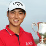 Lee follows sister's footsteps at VicOpen, Park takes women's title