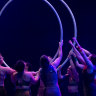 The second-year circus students who blew our theatre critic away