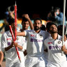 'Stellar intent, remarkable grit': Kohli, Modi lead tributes to India