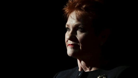 Pauline Hanson moves to give taxpayers a break - and the PM a mammoth victory
