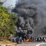 South Africa deploys army to quell unrest linked to ex-president Jacob Zuma's jailing