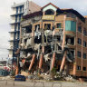 Second big earthquake in three days strikes southern Philippines