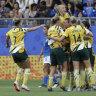 Matildas stun Brazil 3-2 with dramatic World Cup comeback win